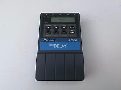 Ibanez P-Dd1 Programmable Digital Delay  - Free Next Day Delivery In The Uk