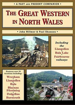 Great Western in North Wales by Paul Shannon New Paperback Book