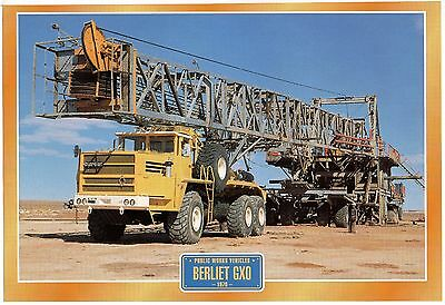 Berliet GX0        Glossy   Picture (T392)
