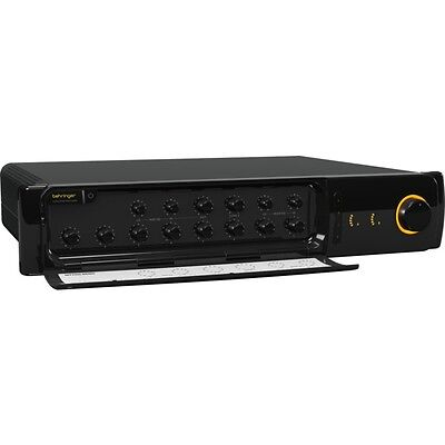 Behringer EUROCOM MA6000M Dual Channel DJ PA Power Amplifier inc Warranty