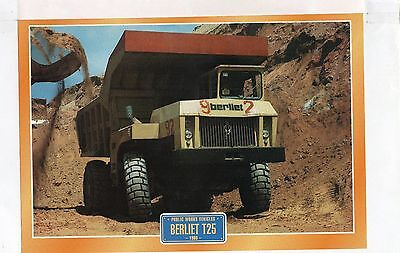 Berliet T25            Glossy   Picture (T399)