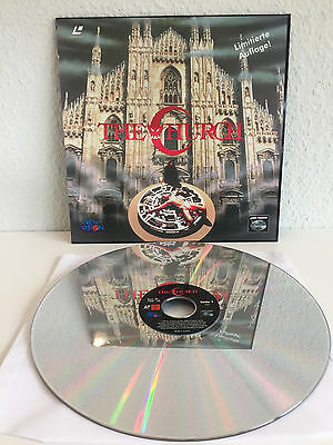 The Church | Laserdisc PAL Deutsch | Limitierte Auflage | LD: Fast wie Neu