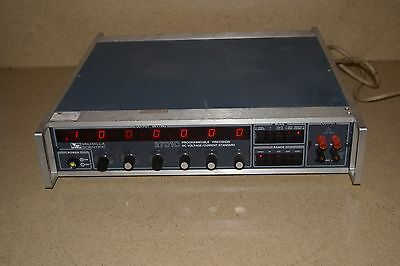 Valhalla Model 2701C Programmable Dc Precision Voltage /current Standard (A1)