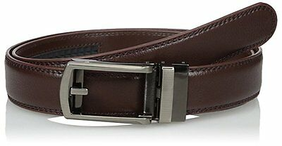 Comfort Click Leather Automatic Belt -Black or Brown Up to 40""