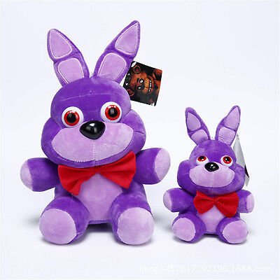 Five Nights at Freddy's Doll Plush Soft Toy 10'' Christmas gift for Children