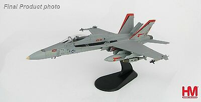 HOBBY MASTER 1/72 HA3529 F/A-18C Hornet US NAVY Operation Enduring Freedom