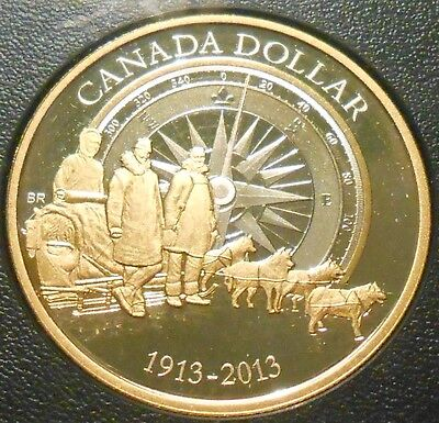 2013 Royal Canadian Fine Proof Set  7 Pieces Coins