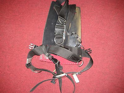 Dive Rite Backplate and Harness Diving
