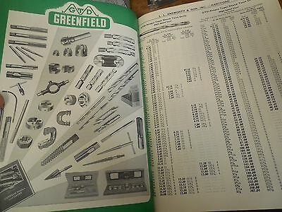 1953 L.L. Ensworth Steel & Industrial Supplies Catalog Hard Back 336 pages RARE