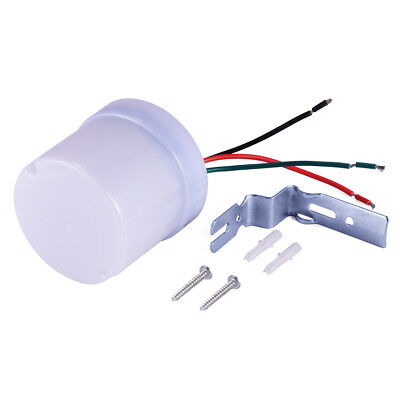 AC 220V 25A Dusk to Dawn Automatic Photocell Light Sensor Detector Switch HS805