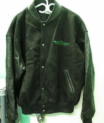 'Batman Forever' Crew Jacket…Sz. XL