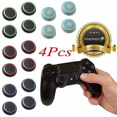 8x Analog Controller Thumb Stick Grip Thumbstick Cap Cover For PS3 PS4 XBOX 360
