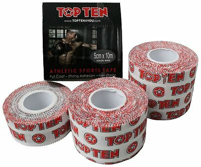 Top Ten Medical Sports Boxing Tape Training Fighting Sparring Protection