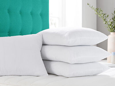 **special Offer** 4 X Duck Feather & Down Hotel Quality Pillows
