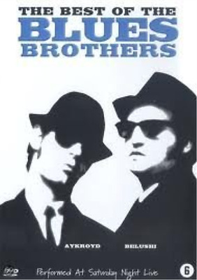Best of the Blues Brothers - Dutch Import  DVD NUOVO