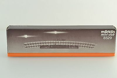 Marklin 8529 Curve Circuit Track section Z Scale