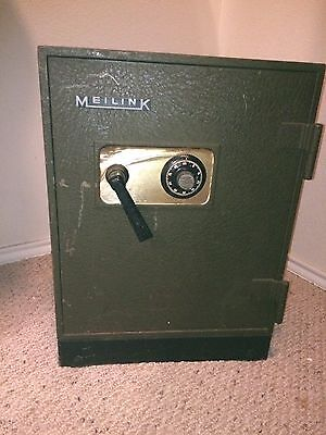 Antique Combination (3) Meilink Safe Company Fire  Insulated class C No. 661848