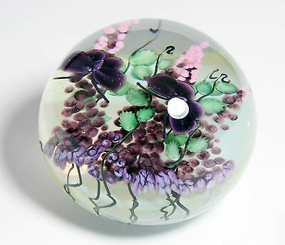 Design Glas Briefbeschwerer Lundberg Studio Daniel Salazar art glass Paperweight