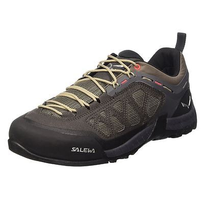 Salewa Firetail 3 Black Olive Mens mountain climbing shoes