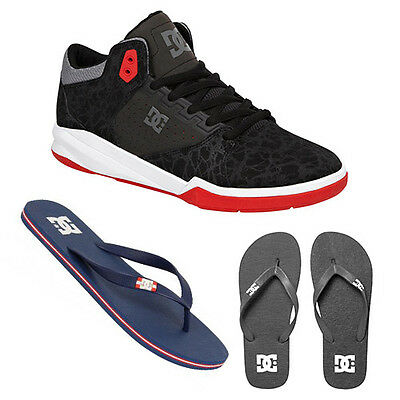 DC Shoes Contrast Mid Spray Men's Hi Boots & Sandals Lot