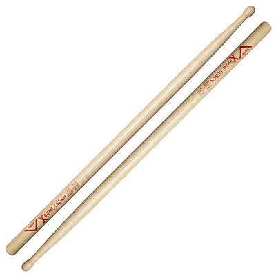 Vater American Hickory Xtreme Design 5B Drum Sticks - Wood Tip