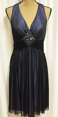 NWT  Jessica Howard Beaded Event Mother of the Bride Dress Retail $99