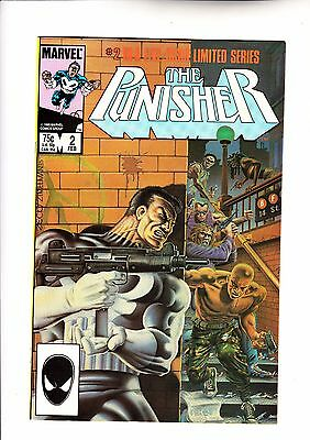 The Punisher Limited Series 2 Mike Zeck