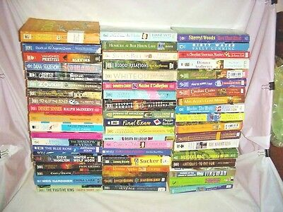 Mystery Crime & Murder Mysteries (56) Bestsellers - Various Authors - Free Ship