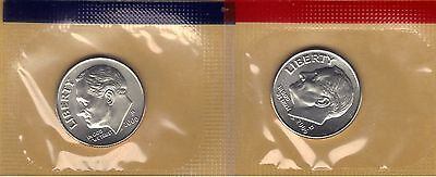 2006 P+D UNCIRCULATED ROOSEVELT DIMES NICE COIN STILL IN MINT CELLO L@@K