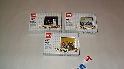 Choice LEGO New Sealed RETRO Sets 5002812 Space 5003082 Pirate 5004419 Knight