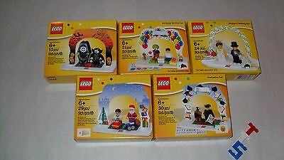 Choice LEGO Carded New Sealed Sets 850935 853340 850939 850791 850936 + Free SH