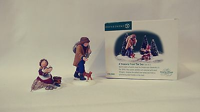 Dept 56 Dickens Village A Treasure from the Sea #58461 D56