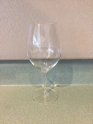 Silver Oak Cellars Cabernet Wine Glass