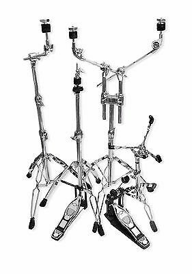 CHAOS DRUMS AUSTRALIA 800 SERIES HARDWARE PACK 6 PIECE HWP-806 - mapex sonor dw