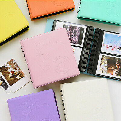 68 Pockets 3 inches Mini Instant Photo Album Favorites Picture Case For Fujifilm
