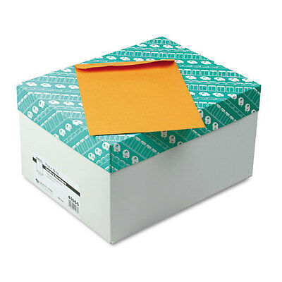 Catalog Envelope, 7 1/2 x 10 1/2, Brown Kraft, 500/Box
