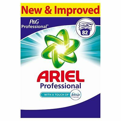Ariel Professional with Febreze Washing Powder Laundry Detergent 82 Washes
