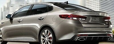 Painted Flush Mount Factory Style Spoiler For A Kia Optima 2016-18