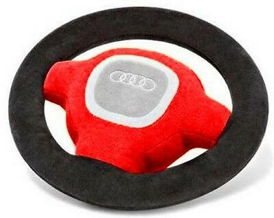 Genuine Audi Plush Steering Wheel Toy – Genuine Audi Kids Childrens Merchandise