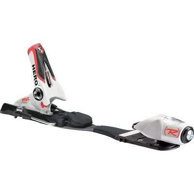 Rossignol Axial3 150 MFX White/Red 80mm Ski Bindings