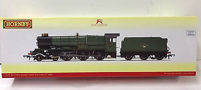 Hornby R3409, BR 4-6-0 'King William IV' 6000 King Class - Late BR