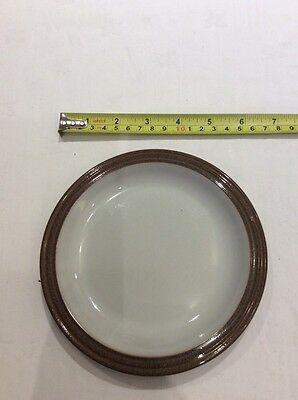 Denby Greystone Small Side Bread Plate 16cm (plate 2 of 5 available)