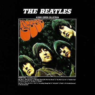 The Beatles Rubber Soul Album new Official any occasion Greeting Card