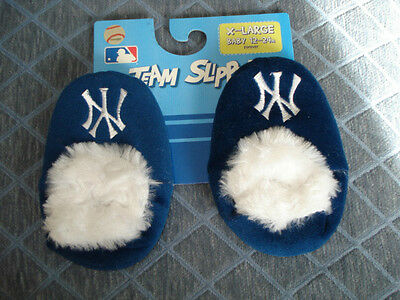 Baseball Infant Newborn Baby Booties Slippers NEW Shower Gift Pick team /& size