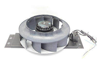 "10"" Hoffman AB2501199901 Backward Curved Impeller Fan 846 CFM  (E18-2644)"