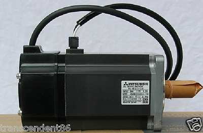 1PC Used Mitsubishi Servo Motor HC-SF301 Tested It In Good Condition