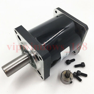 30:1 Geared Speed Reducer Nema23 Planetary Gearbox L70mm for 57mm Stepper Motor