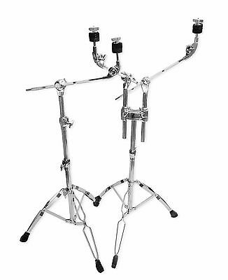 CHAOS DRUMS AUSTRALIA  BOOM CYMBAL STAND PACK x3 - AUSTRALIAN OWNED