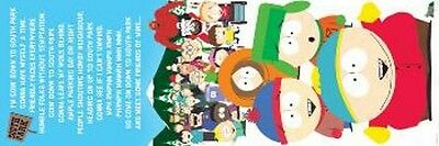 """South Park Door Poster """"1.5 Metre Tall"""" Characters """"licensed"""" Brand New"""