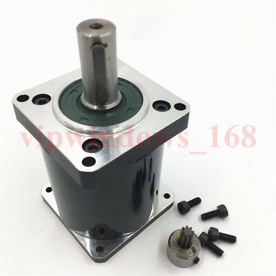Nema23 Stepper Speed Reducer 25:1 Planetary Gearbox for Flange 57mm Motor CNC